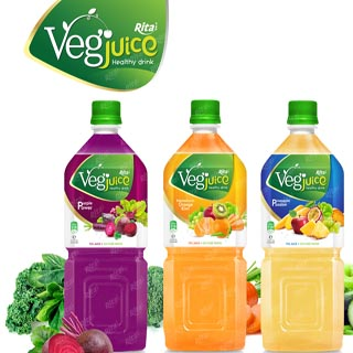 Vegjuice 1L from RITA Beverage