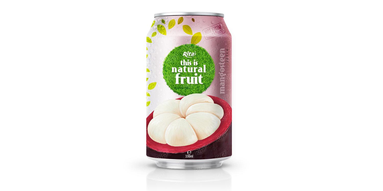 mangosteen juice drink 330ml