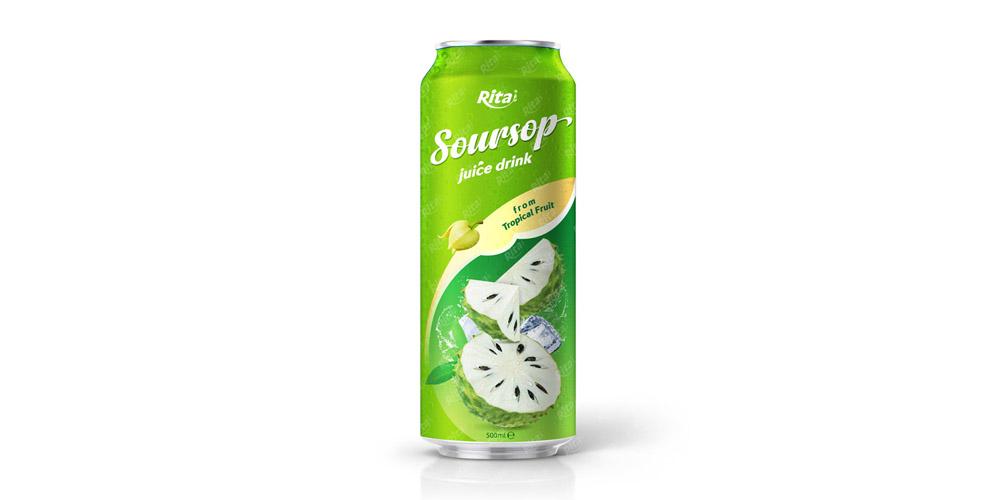 The best fruit soursop juice 500ml