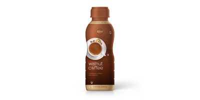 Walnut Coffee in 330ml PP Bottle from RITA US
