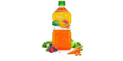Rita vegetable carot mango 1000ml pet bottle from RITA US
