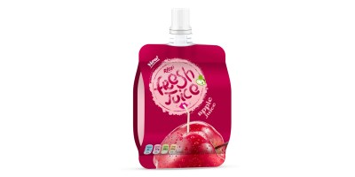 Bag apple juice 100ml of RITA US