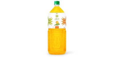 Aloe vera with Orange  juice 2000ml Pet Bottle from RITA