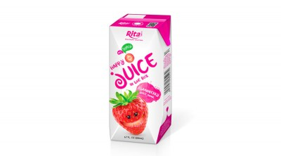 Supplier premium  strawberry juice drink