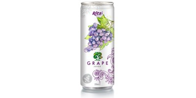 250ml Grape Fruit Juice from RITA US