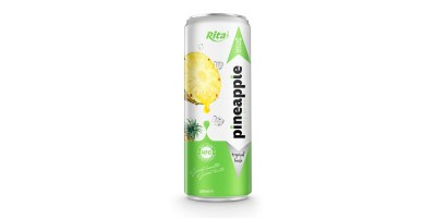 private label fresh  Fruit pineapple 330ml from RITA US
