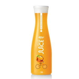 350ml Pet Bottle orange  juice drink