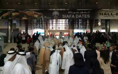 2016 Dubai trade
